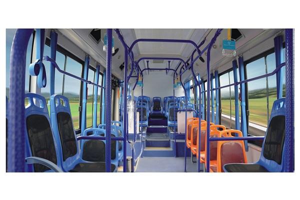 扬子江WG6121PHEVBA公交车(柴油混合动力国四29-46座)