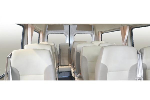 扬子江WG6610BEVQL1客车(纯电动10-17座)