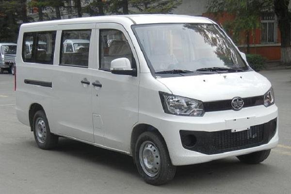 一汽CA6440A25多用途乘用车(汽油国四7座)
