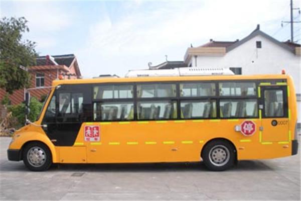 友谊ZGT6920DVX小学生专用校车