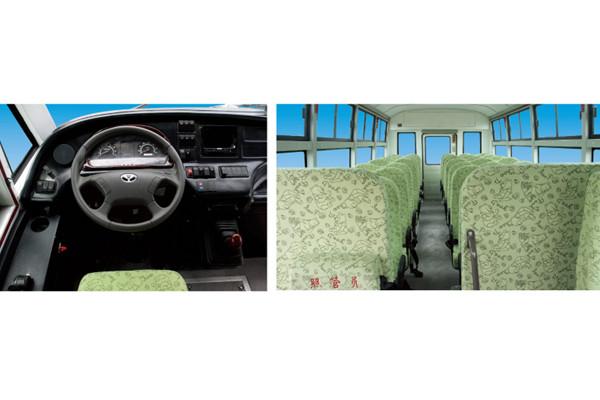 友谊ZGT6690DVX1小学生专用校车