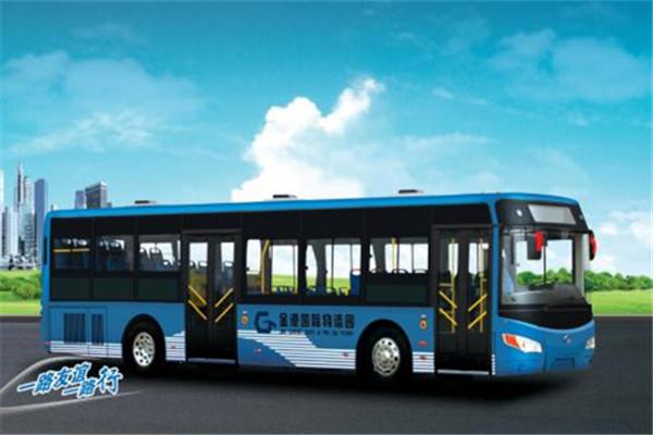 友谊ZGT6118NHS公交车