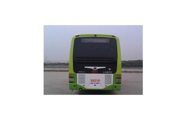 扬子江WG6120CHEVAA公交车(天然气混合动力国四29-46座)