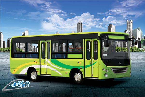 友谊ZGT6718DV公交车