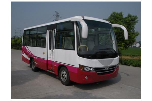 友谊ZGT6668NV公交车