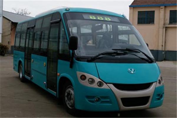 友谊ZGT6818LBEV2公交车