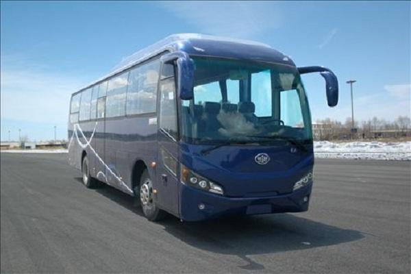 一汽CA6100PRD31客车(柴油国四24-41座)