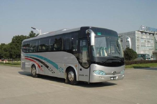 一汽CA6111LRD81客车(柴油国四43-49座)