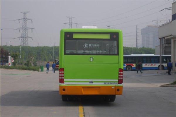 陕汽欧舒特SX6101GGFN公交车(天然气国四19-40座)