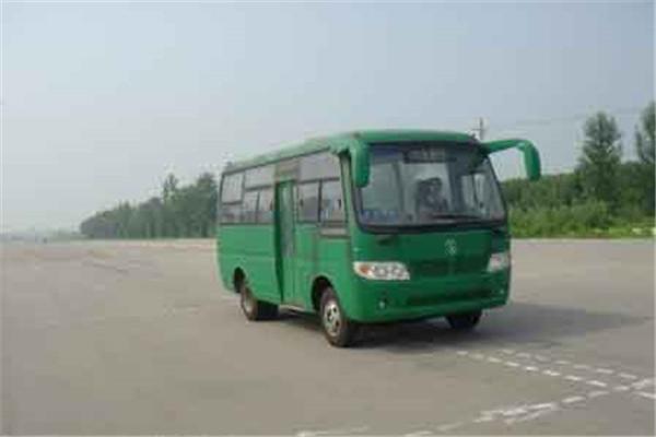 陕汽欧舒特SX6600GDFN公交车