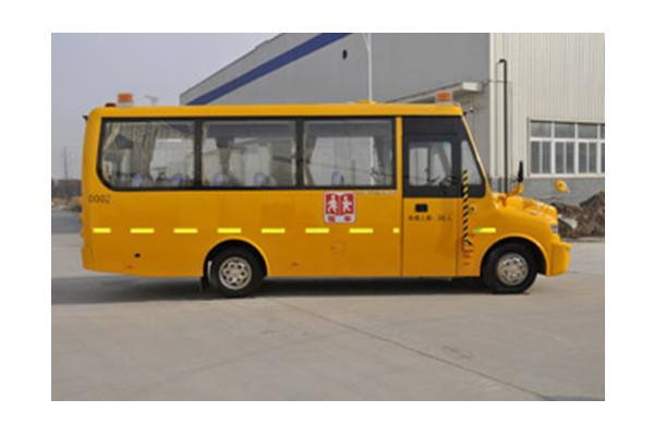 陕汽欧舒特SX6660XDF小学生专用校车