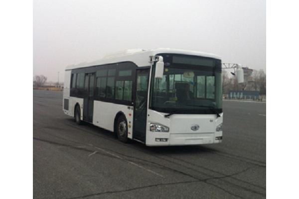 一汽CA6100URHEV22公交车(天然气/电混动国五10-30座)