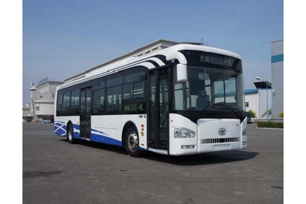 一汽CA6123URBEV22公交车(纯电动17-36座)