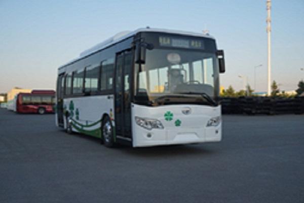 一汽CA6840URBEV21公交车(纯电动14-18座)