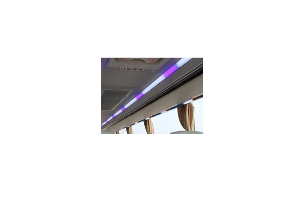 北方BFC6105T2客车(柴油国四24-45座)