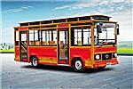 蜀都CDK6701CEG5公交车(天然气国五12-17座)