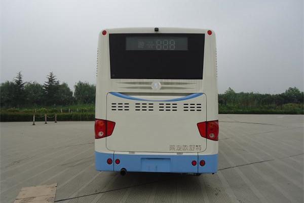 陕汽欧舒特SX6100GJN公交车
