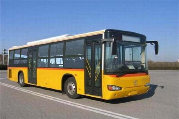 陕汽欧舒特SX6100GJN公交车(天然气国四24-39座)