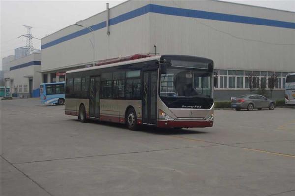 陕汽欧舒特SX6120GBEVS公交车