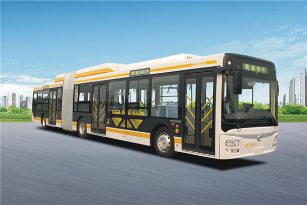 蜀都CDK6182CH1R铰接公交车
