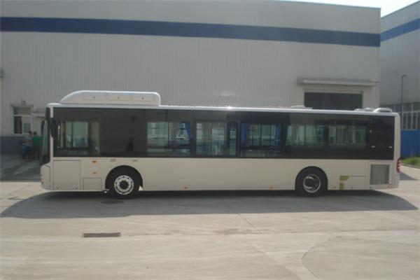 陕汽欧舒特SX6120GDSHEVN公交车