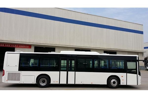 陕汽欧舒特SX6120GJCHEVN公交车