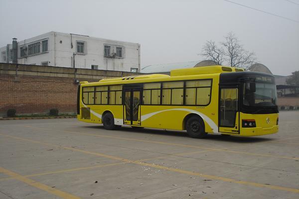 陕汽欧舒特SX6122GKN公交车