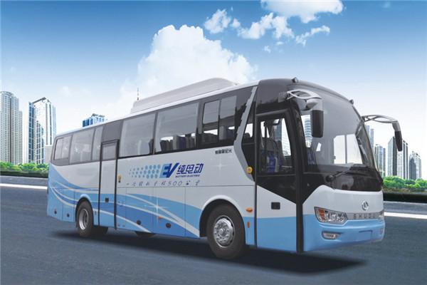 蜀都CDK6110BEV客车(纯电动24-49座)