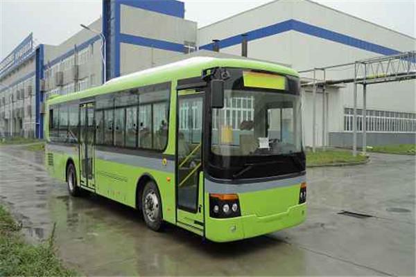陕汽欧舒特SX6110PHEV公交车(柴油/电混动国四37-45座)