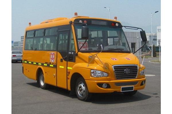 一汽CA6683PFD81S小学生专用校车(柴油国四24-32座)