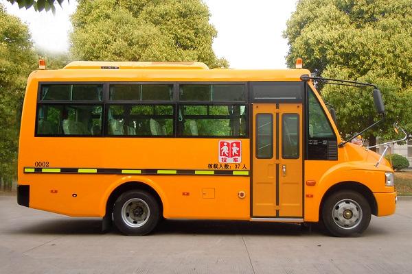 一汽CA6750PFD81N幼儿专用校车(柴油国四24-42座)