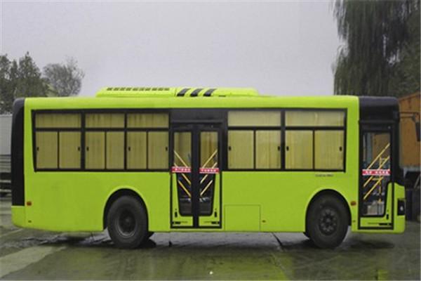 陕汽欧舒特SX6110GFFN公交车