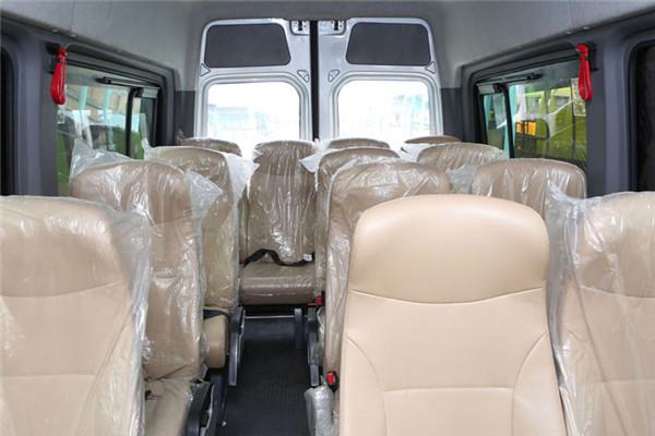 舒驰YTK6600EV1客车