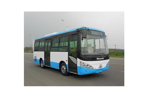 舒驰YTK6661D1客车