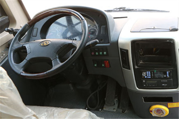 舒驰YTK6810EV2客车