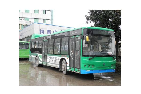 奇瑞万达WD6110HEV公交车(天然气混合动力国四25-37座)