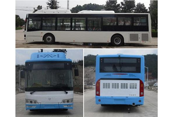 奇瑞万达WD6120HNGC公交车(天然气国五29-45座)