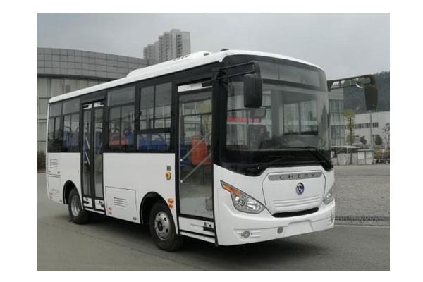 奇瑞万达WD6682BEV1公交车(纯电动10-24座)