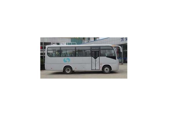 奇瑞万达WD6750NA公交车(天然气国四24-30座)