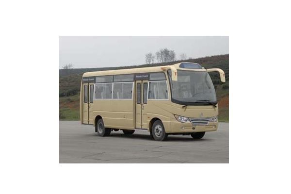 奇瑞万达WD6608DC客车(柴油国五10-19座)
