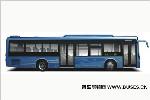 黄海DD6126S11公交车(柴油国四24-38座)