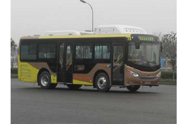 恒通CKZ6851HNHEV5公交车(天然气/电混合动力国五18-33座)