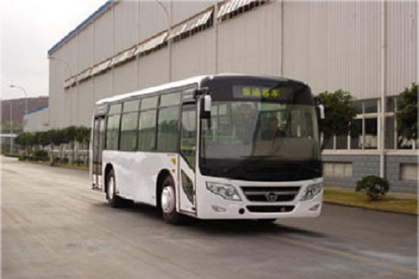 恒通CKZ6958N4公交车(天然气国四19-40座)