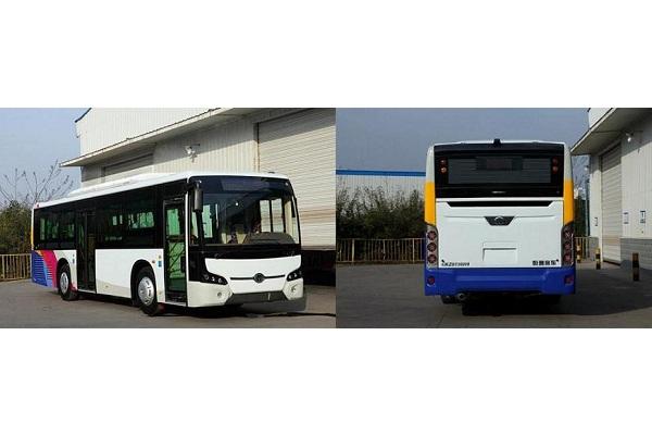 恒通CKZ6926H4公交车(柴油国四16-38座)