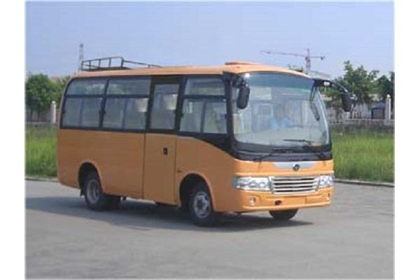 恒通CKZ6605CDA5客车(柴油国五10-19座)