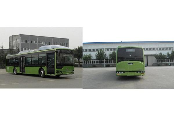 恒通CKZ6126HNHEVF5公交车(天然气/电混合动力国五23-39座)