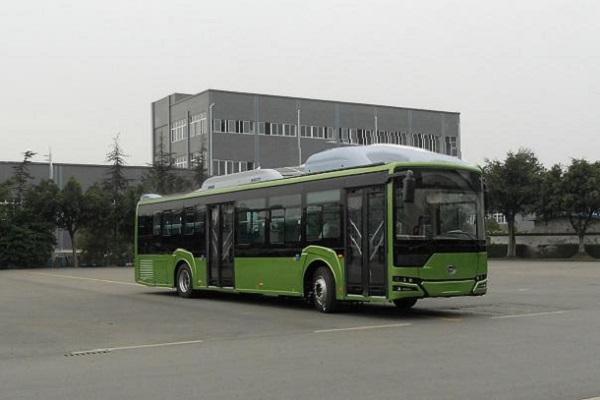 恒通CKZ6126HNHEVB5公交车(天然气/电混合动力国五19-37座)