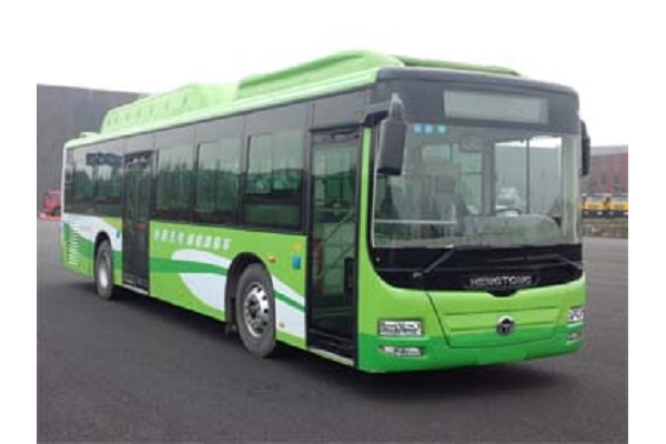 恒通CKZ6126HNHEV5公交车(天然气混合动力国五19-47座)