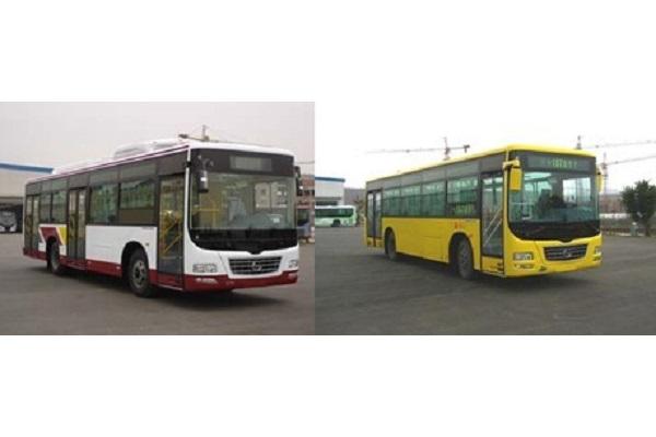 恒通CKZ6126N4公交车(天然气国四23-46座)