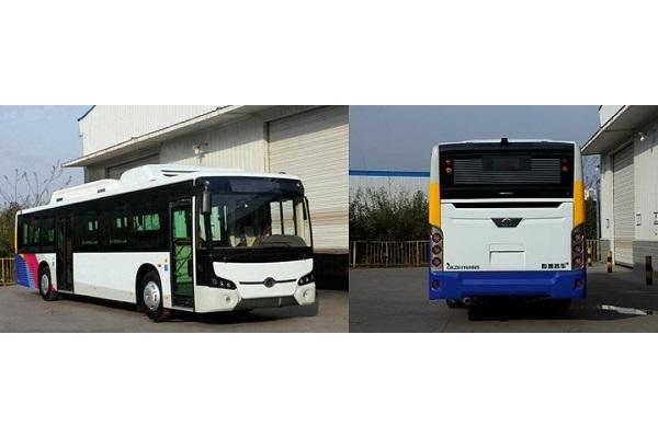 恒通CKZ6126HN4公交车(天然气国四19-45座)